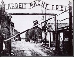 Auschwitz gate 1940